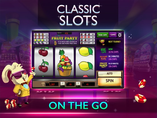 Casino Magic - Super Classic Slots-ipad-2