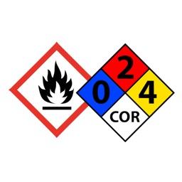 Hazardous Material Symbols