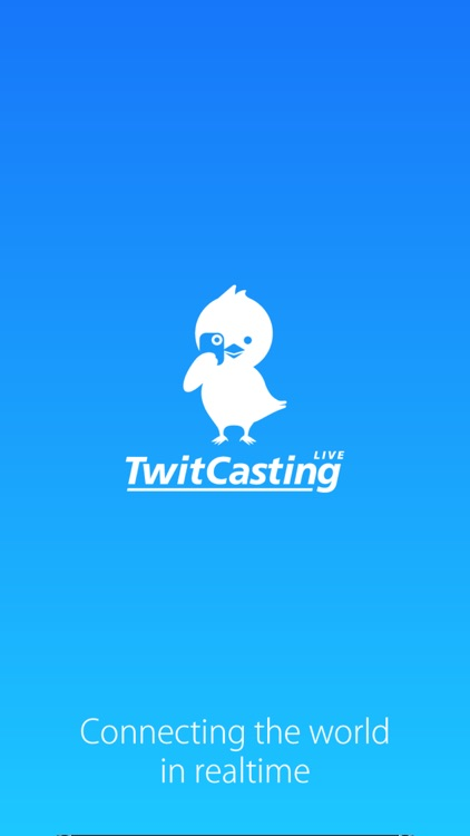 TwitCasting Live - Broadcast Video & Radio