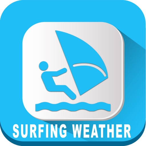 Surfing Weather Forecast from NOAA