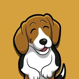 Beaglemoji - Beagle Emoji And Stickers