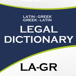 LATIN - GREEK & GREEK - LATIN LEGAL DICTIONARY