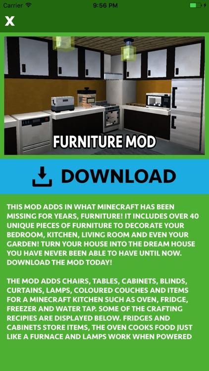 Best Minecraft Furniture Mod