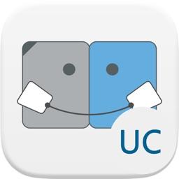 initialT LookieTalkie-UC(formerly FingerEye)