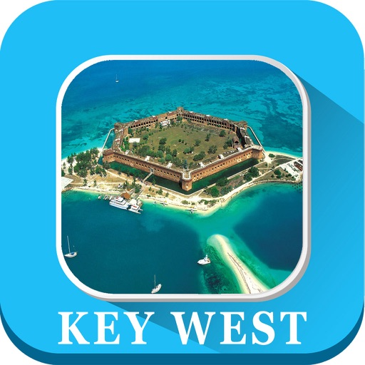 Key West Florida - Offline Travel Maps Navigation
