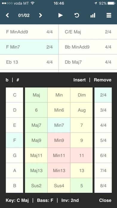 Chordbot review screenshots