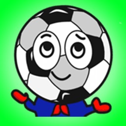 Funny Football Monster - New Sport Stickers!
