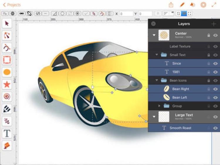 Architecture CAD - Interior Sketches Illustration screenshot-3