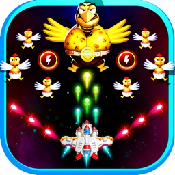Chicken Shooter: Space Invaders