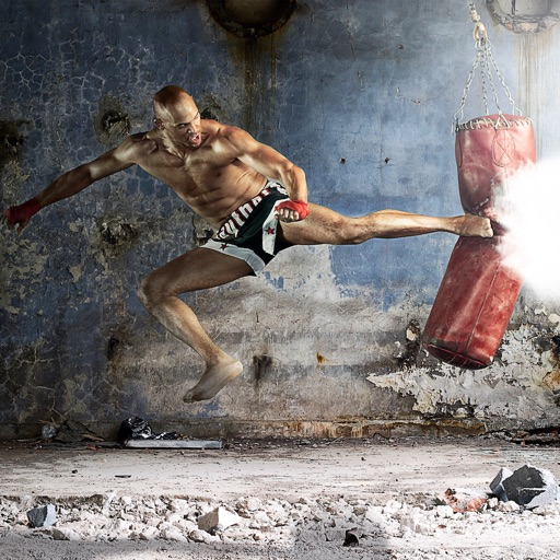 Kickboxing Workout Challenge Free Cardio Training