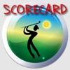 Lazy Guy's Golf Scorecard