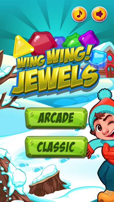 Wing Wing Jewels app image