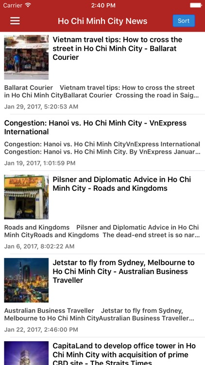 Vietnam News Today & Vietnamese Radio Pro Edition screenshot-3