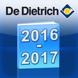 De Dietrich E-catalogue for iPad