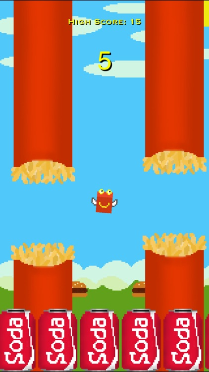 Flappy Meal