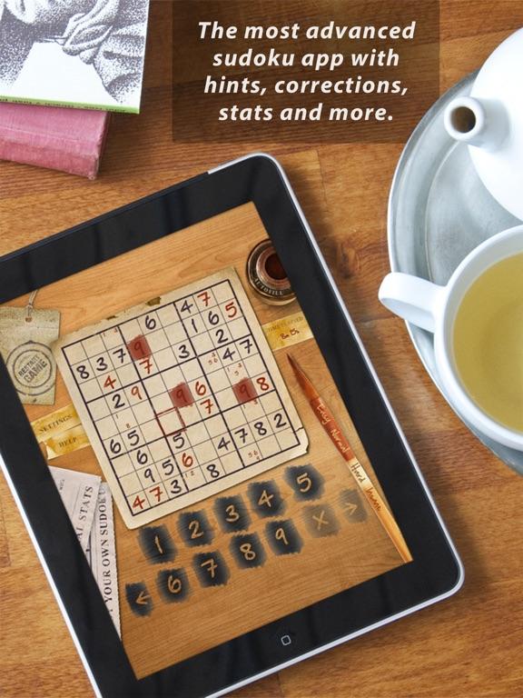 Скачать Sudoku HD for iPad