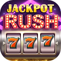 Jackpot Rush Slots -Free Spin Big Win Vegas Casino