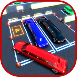 Limo Parking Mania Driving Simulator 3d