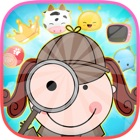 Find Hidden Objects Detective icon