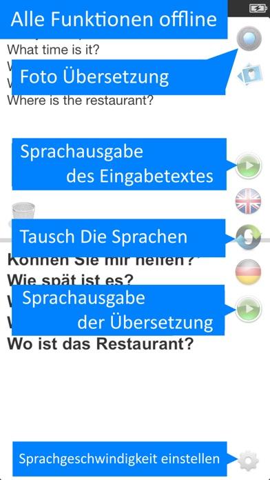 Translate Offline: German Pro Screenshot