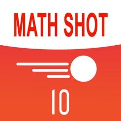 Math Shot Addieren bis 10