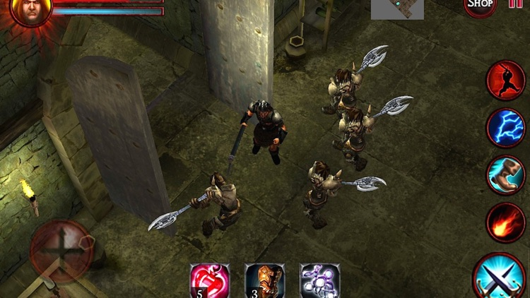Demons & Dungeons - Action RPG
