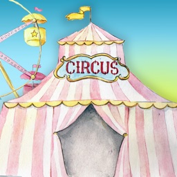 Watercolor Circus