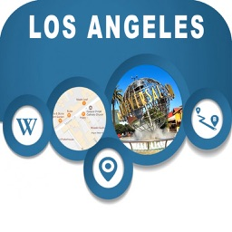 Los Angles CA USA Offline City Maps Navigation