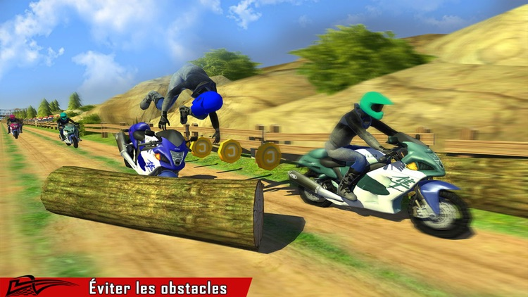 Motor-Bike Racing Endless Race: Crazy Moto Rally