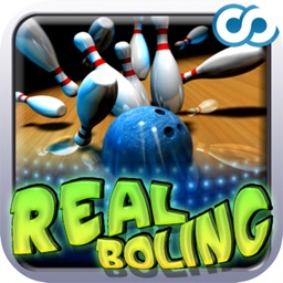 Real Bowling Rolling Simulation