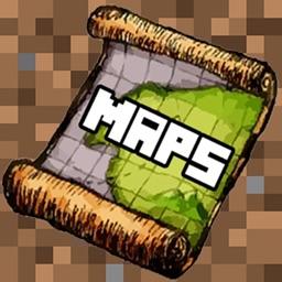 Maps For Minecraft PE - Minecraft Maps