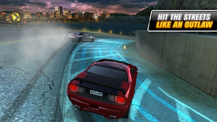 Drift Mania: Street Outlaws screenshot-0