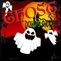 Ghost Donut Shooter - Puzzle Bubble Deluxe