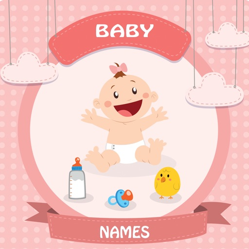 Baby Names Generator - Create Unique Names by Mahyra Indietech
