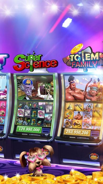 777 Slots Casino Spiele - Spielautomaten OnlineScreenshot von 3