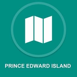 Prince Edward Island : Offline GPS Navigation