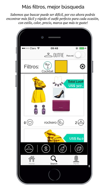 Outfie screenshot-3