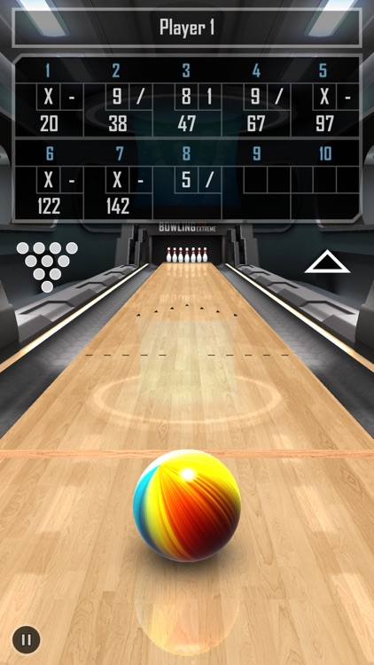 Bowling 3D Extreme screenshot-2