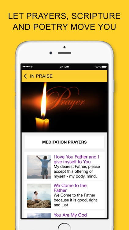 In Praise Music - In Praise of God Our Father.