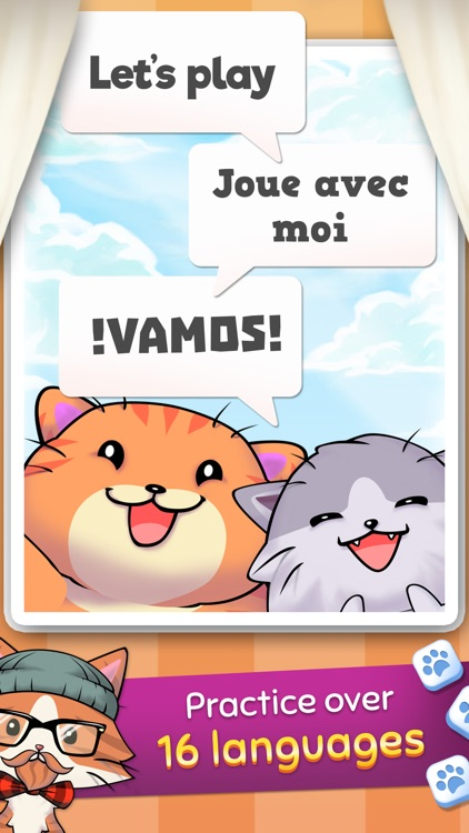 Word Cats screenshot-4