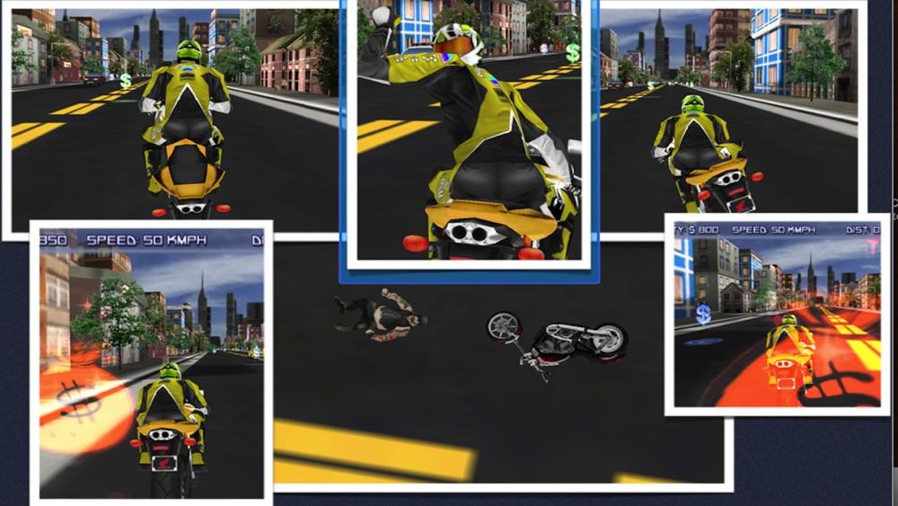 Extreme Biking 3D Pro Street Biker Driving Stunts Cheat Codes