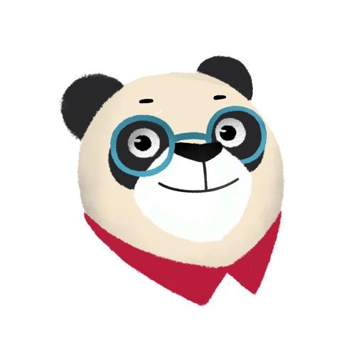 IT-панда – стикеры для iMessage от Softline