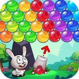 Find Hide Templ Ball - Shoot Bubble