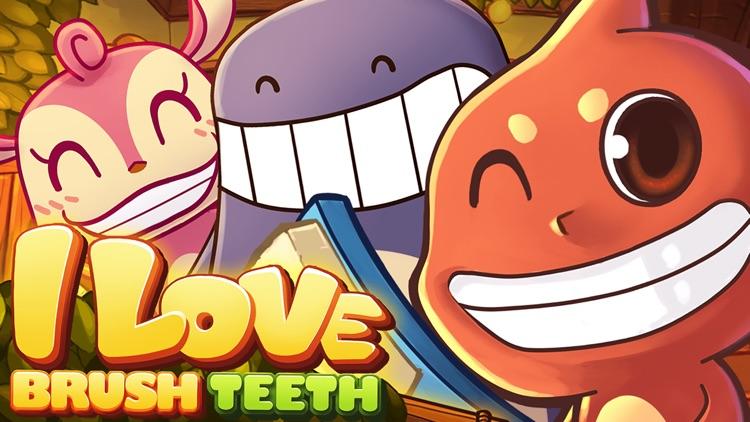 Love Brush Teeth