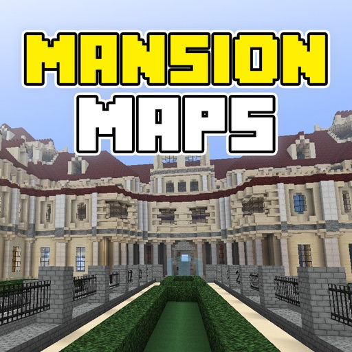 download mansion map minecraft pe