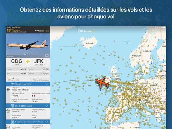 Flightradar24   Flight Tracker