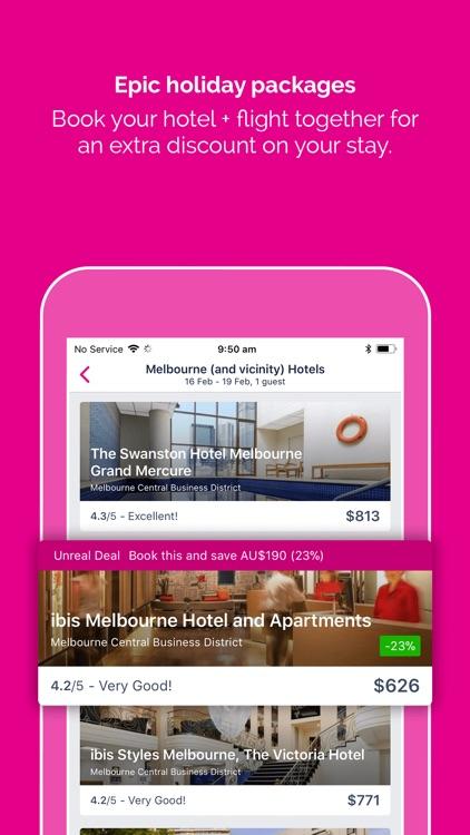Lastminute Hotels & Flights