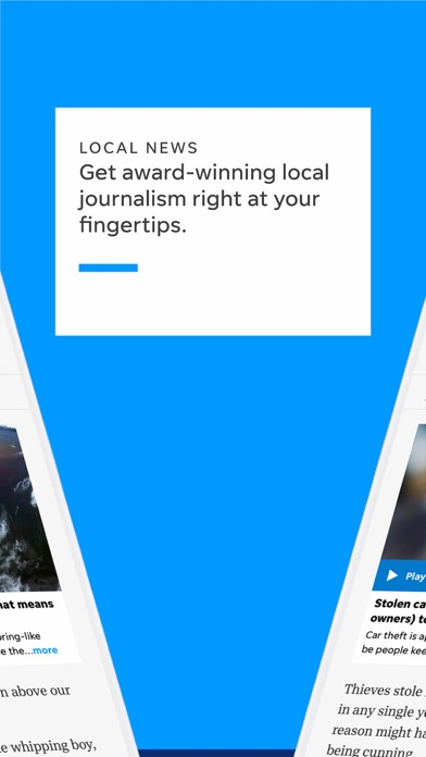 Courier Journal Screenshot