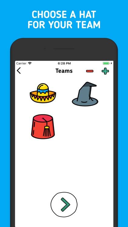 Hat Up screenshot-4