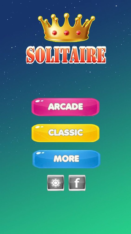 Solitaire: Card Games!
